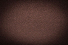 Red brown leather texture background for design. Stock Images