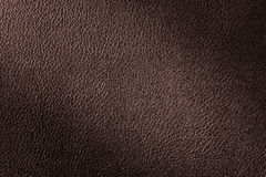 Red brown leather texture background for design. Stock Photos
