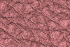 Red brown leather texture background for design. Royalty Free Stock Photos
