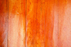 Red brown shiny  wood texture abstract natural background empty template for design Royalty Free Stock Photography