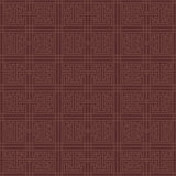 Red Brown Square grid Pattern. Korean traditional Pattern Design Stock Photos