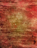 Red Brown Texture background. A red and brown, scratchy, painted texture background Royalty Free Stock Photos
