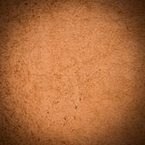 Red-brown vintage concrete wall Royalty Free Stock Photos
