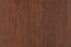 Red Brown Wood Texture Background with Copyspace Stock Image