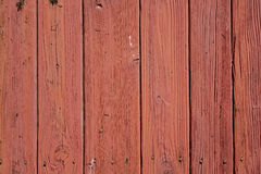 Red brown wooden background Stock Photography