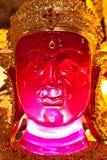 Red buddha Royalty Free Stock Photo