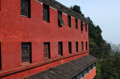 Red building Stock Photos