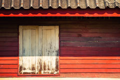 Red building Royalty Free Stock Photography