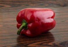 Red bulgarian pepper Stock Photo