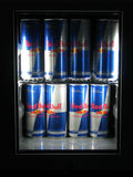Red bull Royalty Free Stock Image