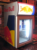Red Bull Image stock