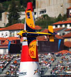 Red Bull Air Race 2009 Porto Matt Hall race Stock Photo