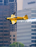 Red Bull Air Race Breitling Airplane Royalty Free Stock Photos