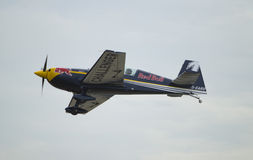 Red bull air race Challenger Class finals Royalty Free Stock Photos