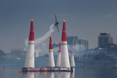 Red Bull Air Race Putrajaya 2014 Stock Photography