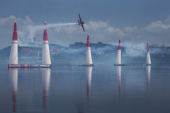 Red Bull Air Race Putrajaya 2014 Royalty Free Stock Photography