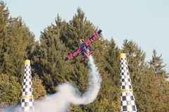 Red Bull Air Race Royalty Free Stock Photos
