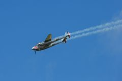 Red Bull Air Race Stock Photography