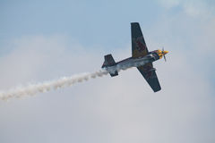 Red bull air show Stock Image