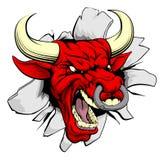 Red bull breakthrough Stock Photos
