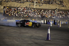 Red Bull Car Park Drift Middle East Finals Royalty Free Stock Images