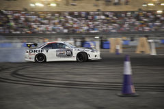 Red Bull Car Park Drift Middle East Finals Stock Photos