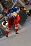 Red Bull Crashed Ice competition Royalty Free Stock Photo