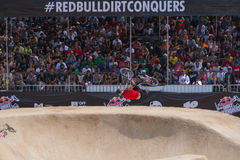 Red Bull Dirt Conquers Event  Royalty Free Stock Images