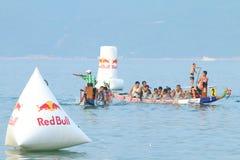 Red Bull Dragon Roar 2015 Stock Images