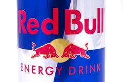 Red Bull Energetyczny napój zdjęcie stock