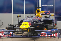Red Bull F1 Royalty Free Stock Photo