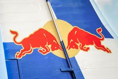 Red Bull stock photography