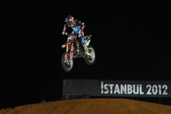 Red Bull X-Fighters Stock Photo