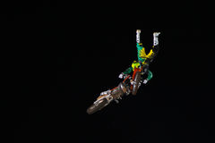 Red Bull X-Fighters Stock Images