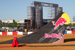 Red Bull X-Fighters Stock Photography