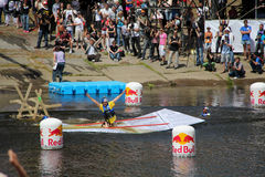 Red Bull Flugtag 2010 Stock Photography