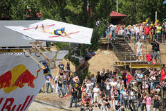 Red Bull Flugtag 2010 Royalty Free Stock Photography