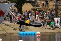 Red Bull Flugtag 2010 Στοκ Φωτογραφία