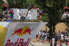 Red Bull Flugtag 2010 Στοκ φωτογραφία με δικαίωμα ελεύθερης χρήσης
