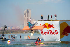 Red Bull Flugtag 2015 Photos libres de droits