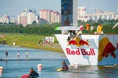 Red Bull Flugtag 2015 Images libres de droits