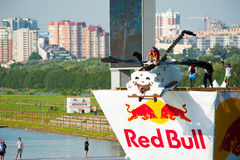 Red Bull Flugtag 2015 Images stock