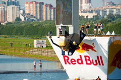Red Bull Flugtag 2015 Image stock