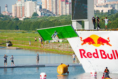 Red Bull Flugtag 2015 Photo stock