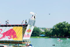 Red Bull Flugtag Royalty Free Stock Image