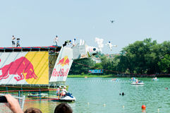Red Bull Flugtag Stock Photography