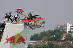 Red Bull Flugtag Stock Images