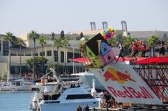 Red Bull Flugtag händelse Royaltyfria Foton