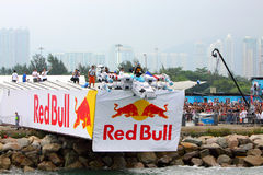 Red Bull Flugtag Hong Kong 2010 Stock Photo