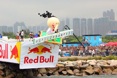 Red Bull Flugtag Hong Kong 2010 Stock Photography
